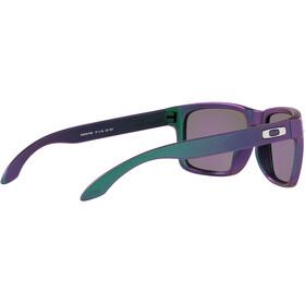 Oakley Holbrook Sunglasses Men tld matte green/purple colorshift/prizm jade